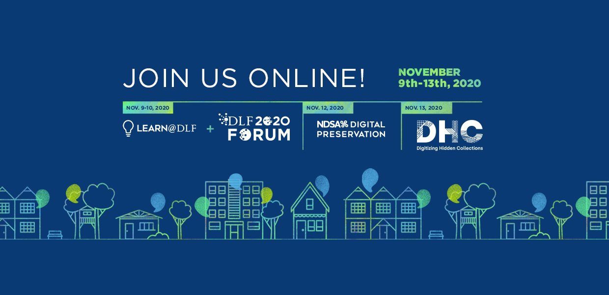 Join Us Online - DLF