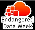 Endangered Data Week logo