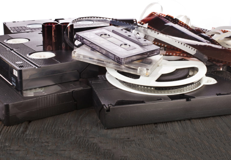 Cassettes and reels