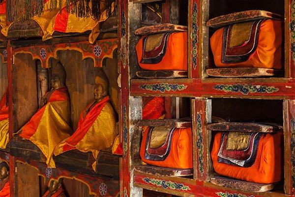 Buddhist archives