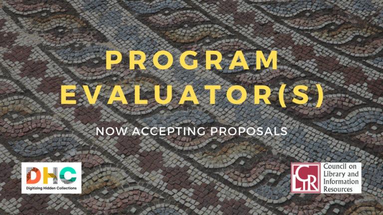 Program Evaluators