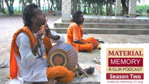 Baul musicians