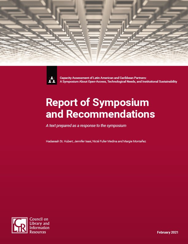 Report of Symposium
