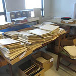 Processing a Collection at Bryn Mawr College