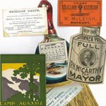 Ephemera from the collections of the California Historical Society; the Gay, Lesbian, Bisexual, Transgender Historical Society; the San Francisco Public Library; and the Society of California Pioneers