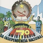 Angolan Poster, Northwestern Africana Collections